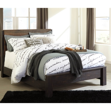 Signature Design by Ashley Windlore Panel Bed