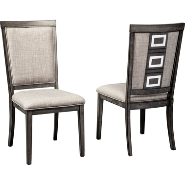 Signature Design by Ashley Chadoni Side Chair 2 Pk.