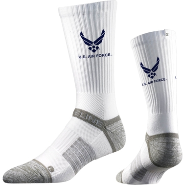 Strideline U.S. Air Force Crew Socks