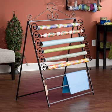 SEI Easel/Wall Mount Craft Storage Rack