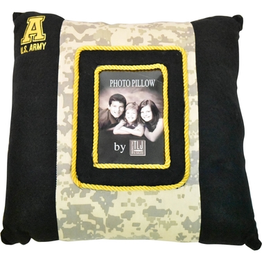 TLJ Marketing & Sales U.S. Army Photo Pillow
