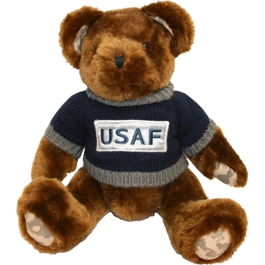 TLJ Marketing & Sales 16 in. Sweater Bear