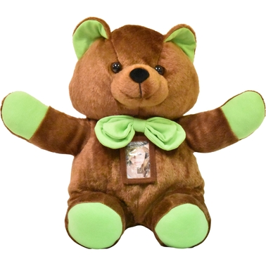 TLJ Marketing & Sales Bright Color Photo Bear
