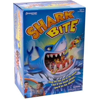 Pressman Toy Shark Bite