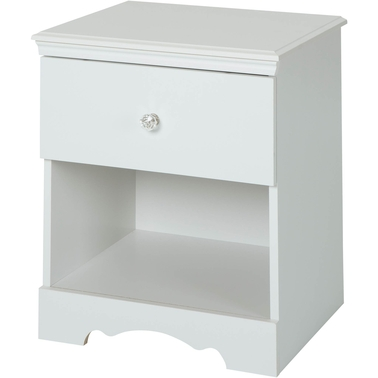 South Shore Crystal Nightstand