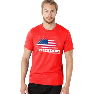 Rags of Honor Freedom Tee