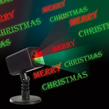 everstar animated merry christmas led projector with timer - Christmas Led Projector