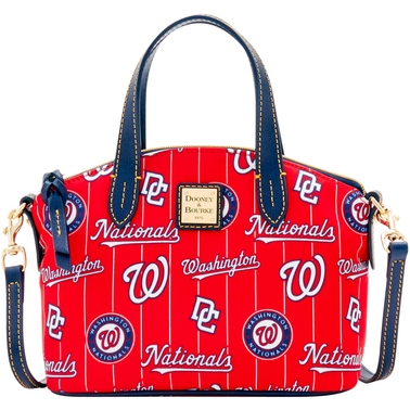 Dooney & Bourke MLB Washington Nationals Ruby Handbag