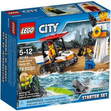 LEGO City Coast Guard Starter Set