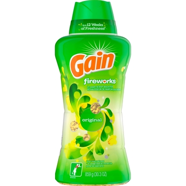 Gain Fireworks Original In Wash Scent Booster Beads, Choose Size
