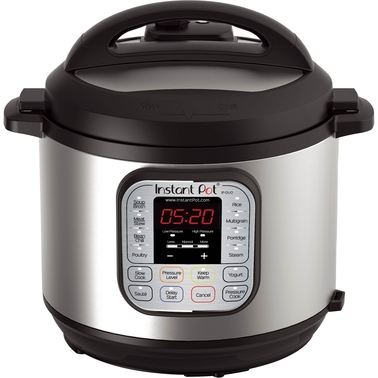 Instant Pot 7-in-one Programmable Electric 6 Qt. Pressure Cooker
