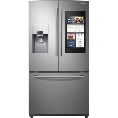 Samsung ENERGY STAR 24 Cu. Ft. Family Hub French Door Refrigerator