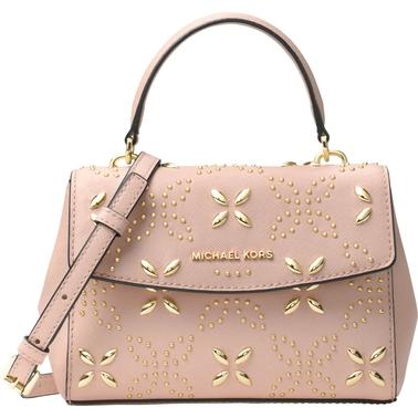 Michael Kors Ava Floral Stud Extra Small Crossbody | Crossbody Bags | Handbags U0026 Accessories ...