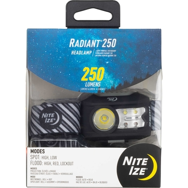 Nite Ize Radiant 250 Headlamp