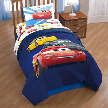 Jay Franco and Sons Cars 3 Twin Comforter