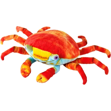 National Geographic Plush Sally Lightfoot Crab