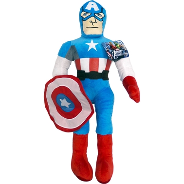 Jay Franco and Sons Captain America Pillow Buddy