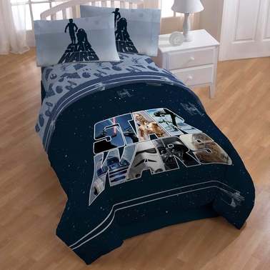 Jay Franco and Sons Star Wars Classic Twin Comforter