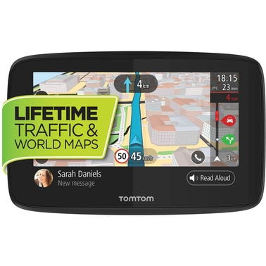 TomTom 5 in. Touchscreen GO 520 GPS with WiFi
