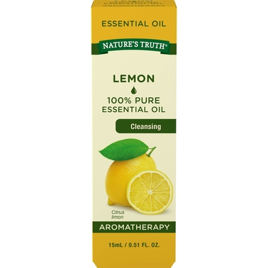 Nature's Truth Lemon Essential Oil