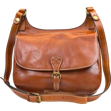 Patricia Nash Heritage Veg London Saddle Bag