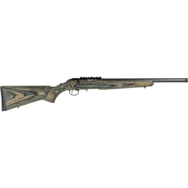 Ruger American Rimfire Target 22 LR 18 in. Barrel 10 Rnd Rifle Blued
