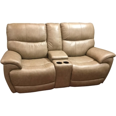 Bassett Regency Power Loveseat