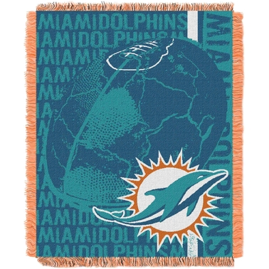 Northwest NFL Miami Dolphins Double Play Throw