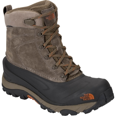 The North Face Men's Chilkat III Lace Up Insulated Boots