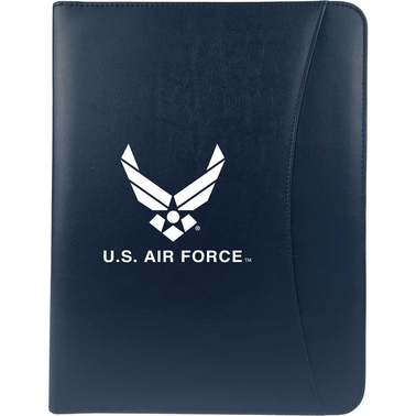 TLJ Marketing & Sales U.S. Air Force Junior Padfolio