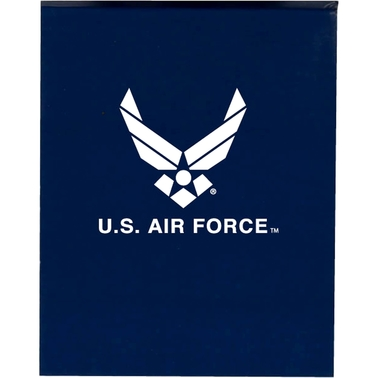 TLJ Marketing & Sales U.S. Air Force Pocket Notebook