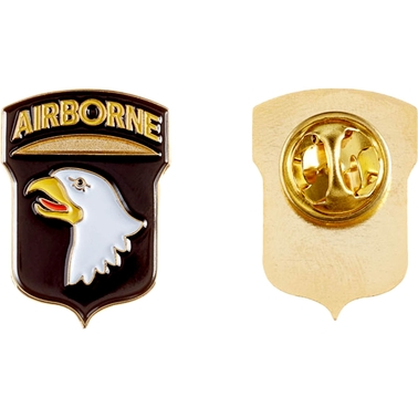 Challenge Coin 101st Airborne Division Lapel Pin