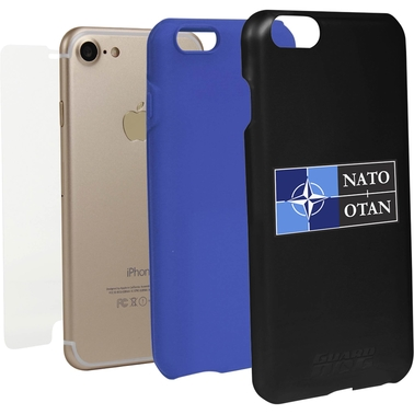 Guard Dog NATO Hybrid Case with Guard Glass for iPhone 7