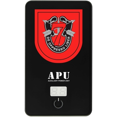 QuikVolt 7th Special Forces Division APU 5000MD USB Mobile Charger