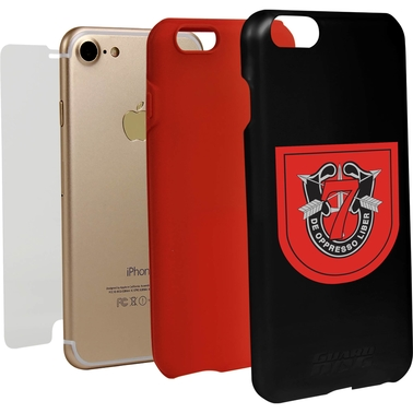 Guard Dog 7th Special Forces Division Logo Hybrid Case for iPhone 7