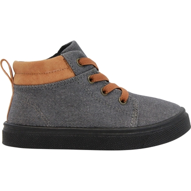 Oomphies Boys Sam High Top Shoes