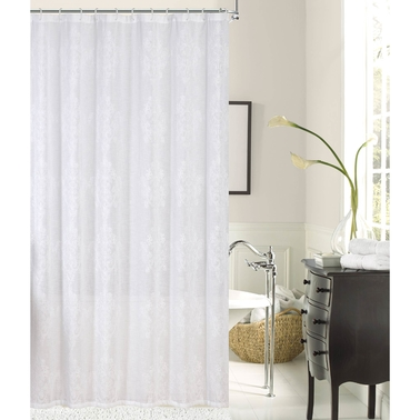 Dainty Home Rebecca Shower Curtain