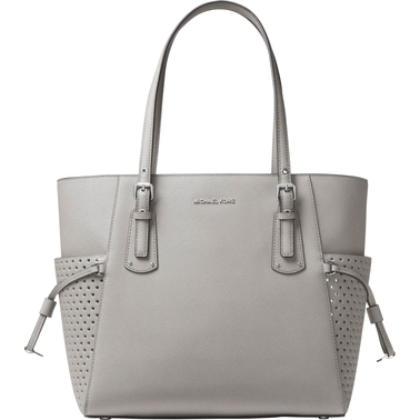 8705162eeee8b5 Michael Kors Voyager East West Signature Tote | Handbags | Shop The ...