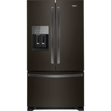 Whirlpool 25 Cu. Ft. Stainless Steel French Door Refrigerator