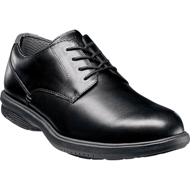 Nunn Bush Marvin Street Plain Toe Shoes