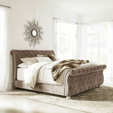 Signature Design by Ashley Cassimore Upholstered Bed