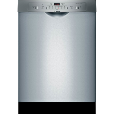 Bosch Ascenta 24 In. Stainless Steel Built In Dishwasher