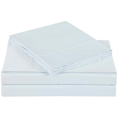 Charisma Home 610 Thread Count Ultra Solid Cotton Sateen Sheet Set