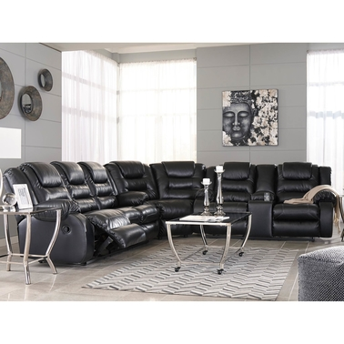 Ashley Vacherie Reclining Sectional