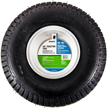 20 in. Tractor Tire