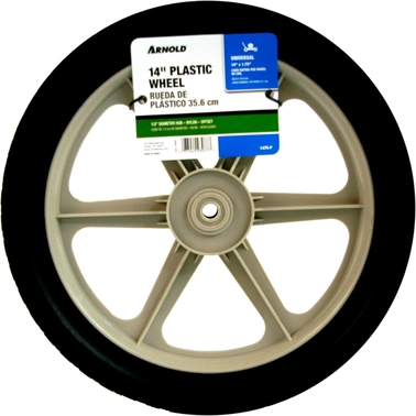 14 in. Plastic Wheel