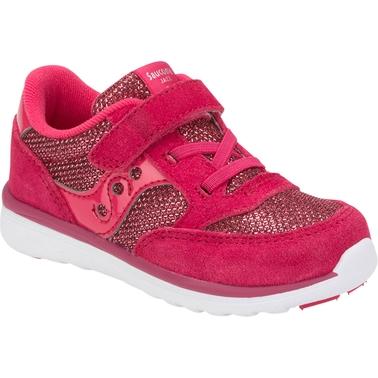 e6f6b656f153 Saucony Girls Toddler Jazz Lite Sneakers