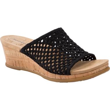 4d6201ee94f Baretraps Flossey Slip On Wedge Sandals