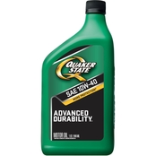 Quaker State Advanced Durability 10W-40 Conventional Motor Oil