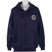 U.S. Air Force Military Logo Sweatshirt with Hood